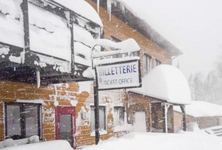 Début de saison historique, mais pas devancé,  au Mont Grand-Fonds