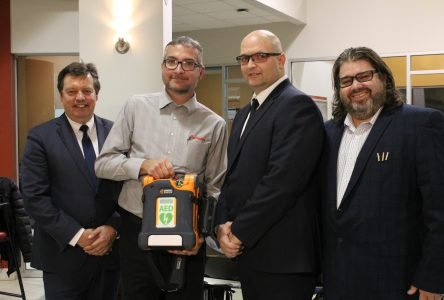 4 nouveaux défibrillateurs sur le territoire