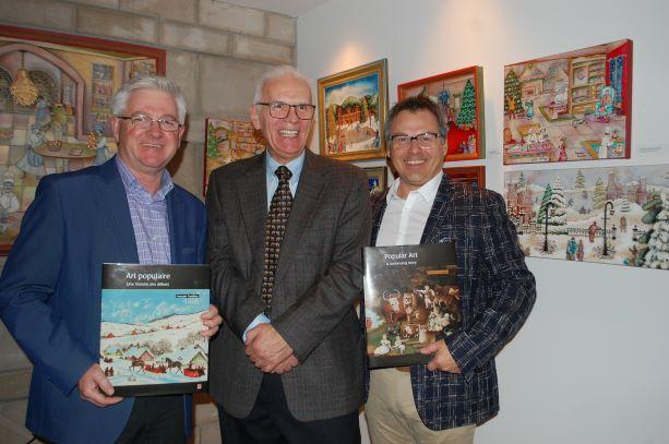 François Tremblay présente un ouvrage sur l'art populaire