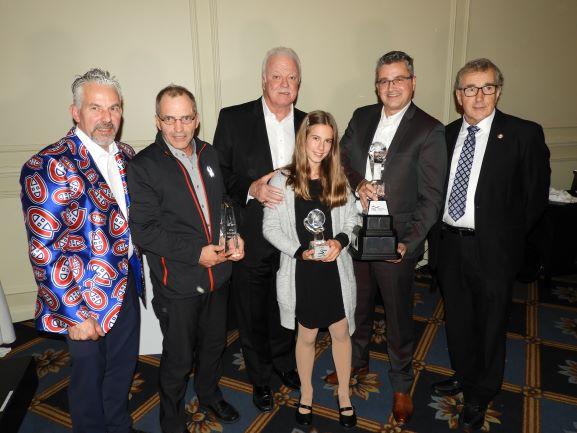 Martin Simard et Rose Savard-Ferguson lauréats des prix Sébastien-Thibeault et Simard Suspension