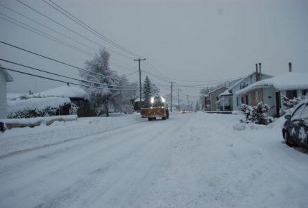 (Mise à jour )Tempête dans Charlevoix: la route 381 est rouverte aux véhicules lourds