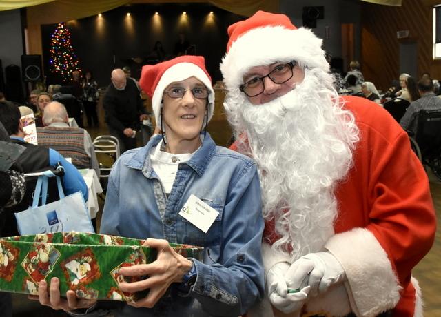 Une 40ième fête de Noël pour l'Association des personnes handicapées de Charlevoix