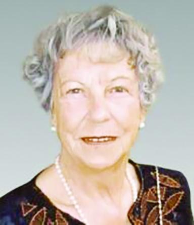 Mme Georgette Deschênes