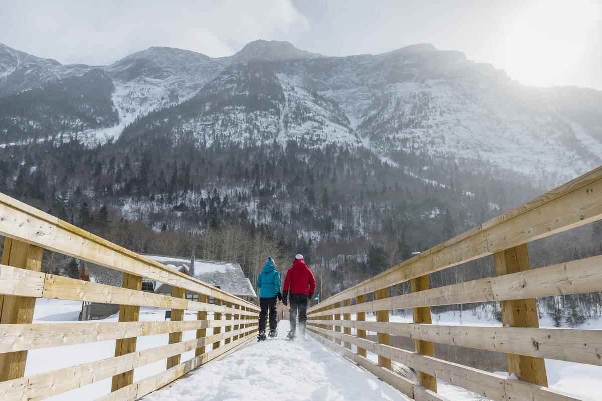 Vallée des Glaces : 4 saisons dans les Hautes-Gorges