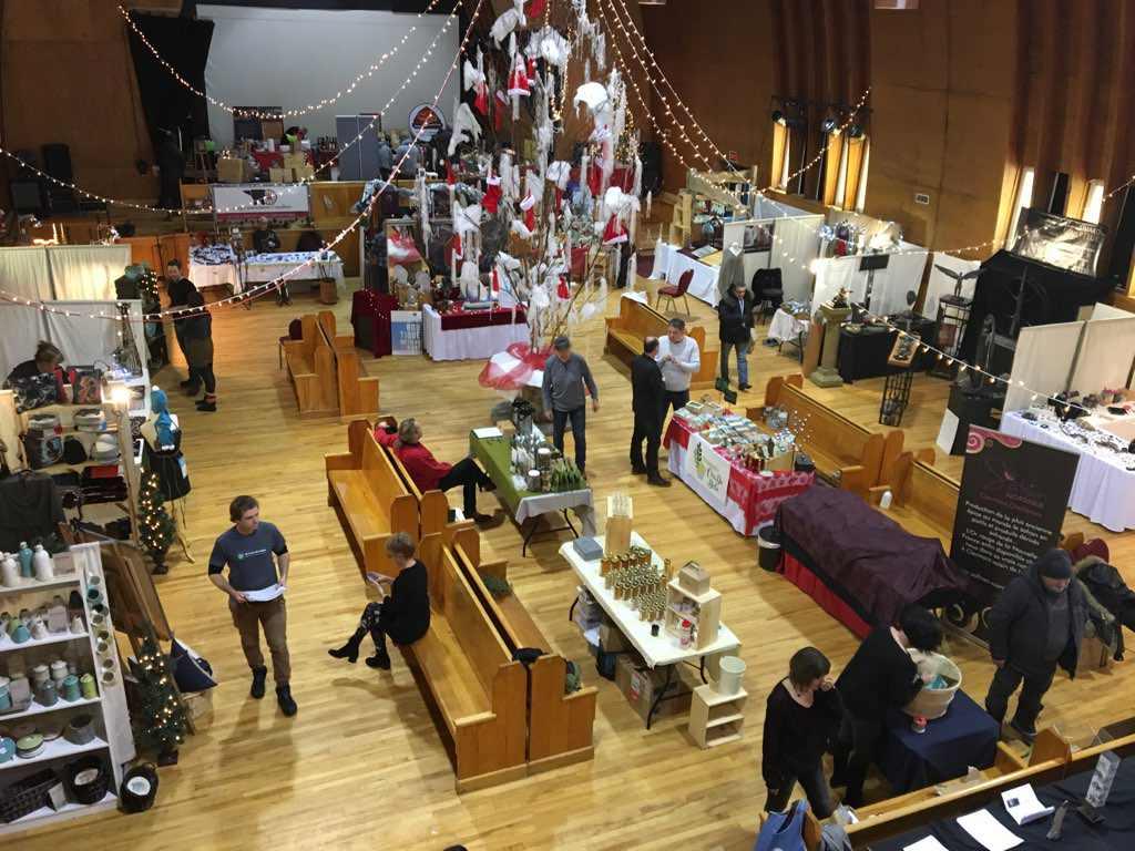 Un Salon des métiers d'art renouvelé du 7 au 9 décembre à Cap-à-l'Aigle