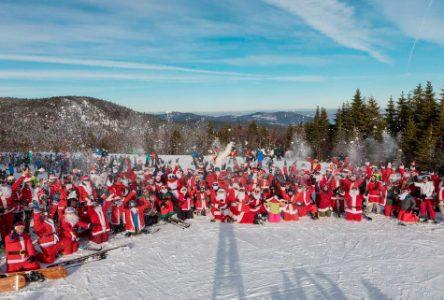 2 700 Pères Noël et 40 000 $ de dons