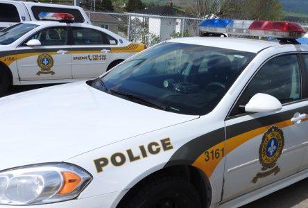 Arrestation d'une femme pour trafic de méthamphétamines à La Malbaie