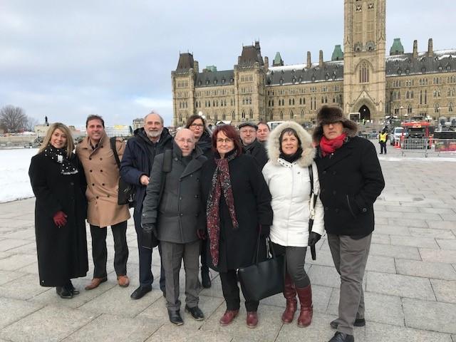 Assurance-emploi: Une coalition s'est fait entendre à Ottawa