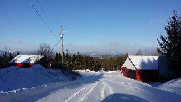La Ferme Jean-Robert Audet sur la Route des Saveurs en 2019