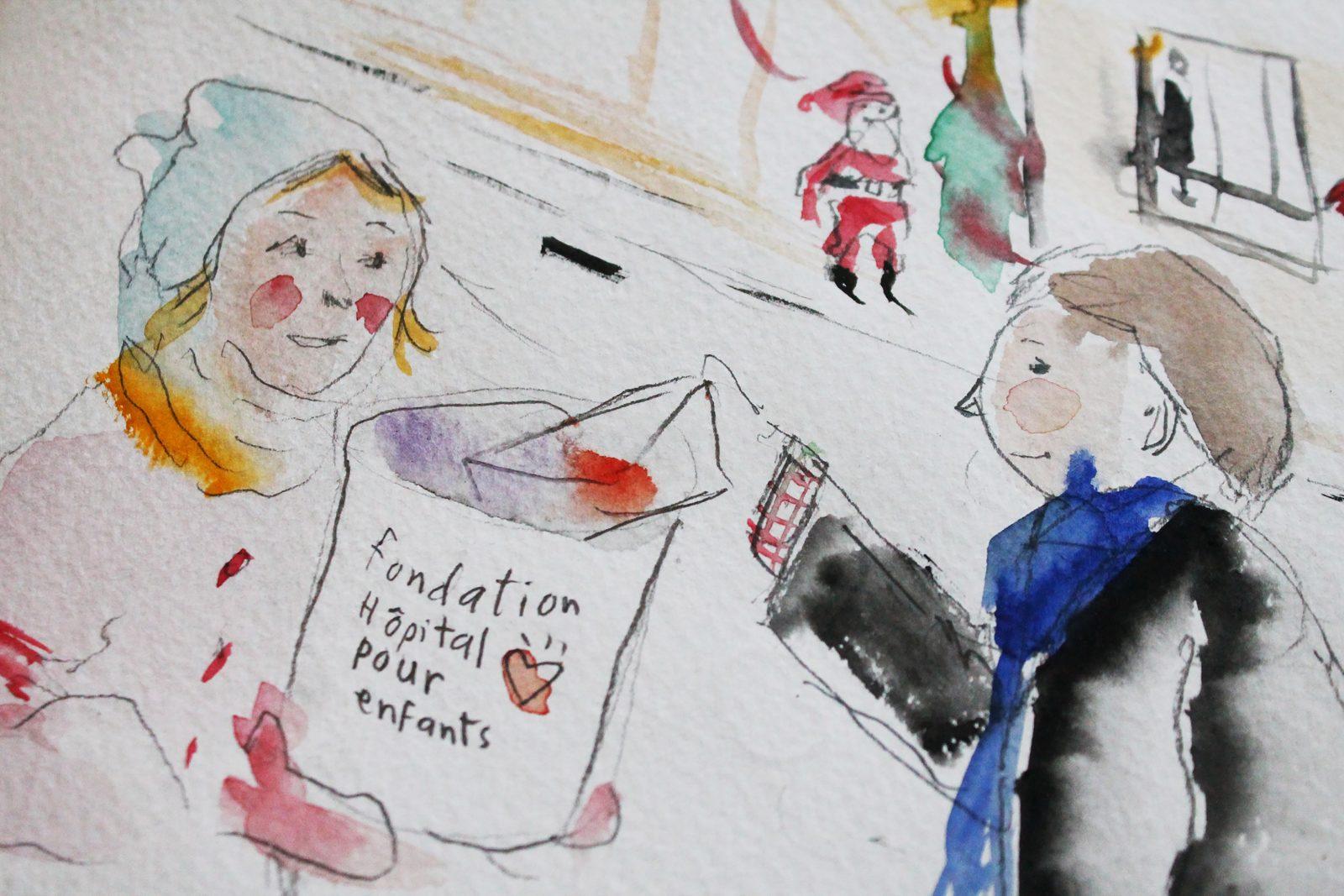 La Valse à quatre temps des Fêtes     Un conte de Noël signé Frédéric Boudreault