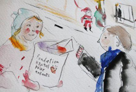 La Valse à quatre temps des Fêtes|    Un conte de Noël signé Frédéric Boudreault