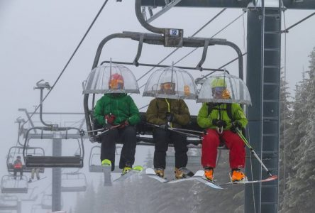 Le Massif de Charlevoix est aussi fermé le 22 décembre