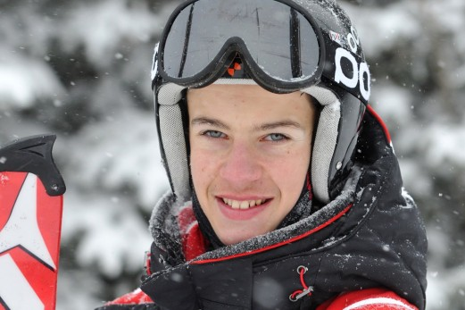 Ski alpin: Matthias Van Steen abandonne la compétition