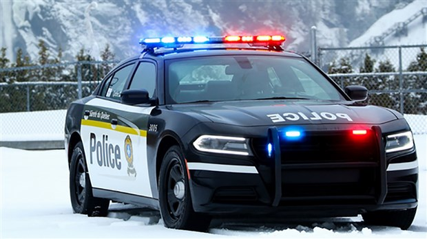 Arrestation pour trafic de drogue à Baie-Saint-Paul