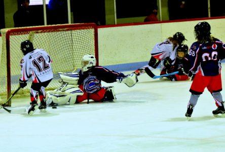 Retour du tournoi provincial novice-atome-pee-wee de Clermont