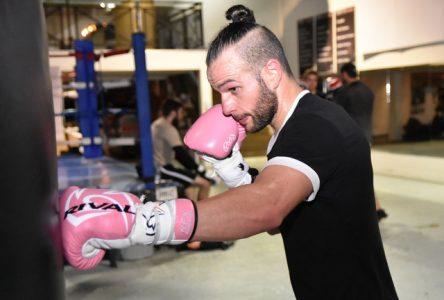 Sébastien Bouchard combattra le 16 février