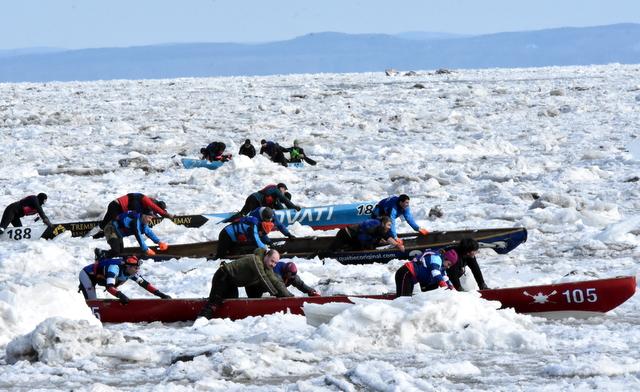La Grande Traversée de L'Isle-aux-Coudres acquiert une deuxième course de canots… à Québec
