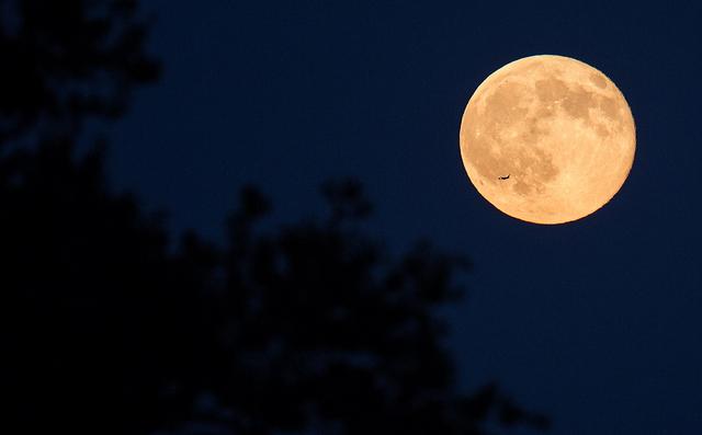 Éclipse de Lune ce soir (mise à jour)