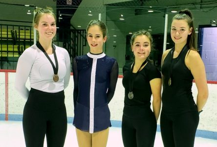 CPA de Baie-Saint-Paul : 4 médailles à Beauport
