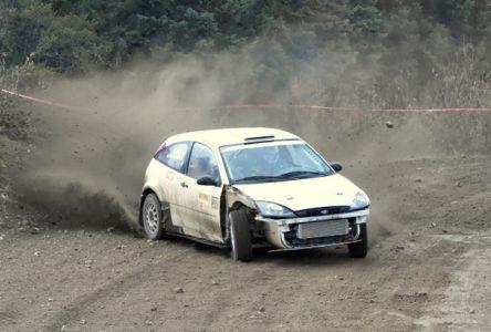 Rallye de Charlevoix : le niveau des participants montera d'un cran