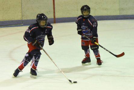 Le tournoi atome/pee-wee de Baie-Saint-Paul est de retour