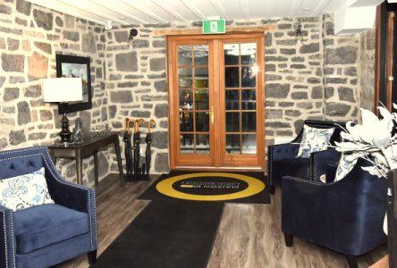Auberge La Maison Otis : ouverture en février… enfin! (Photos et vidéo)