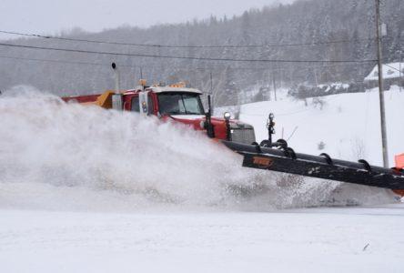 Avertissement de tempête hivernale pour Charlevoix, jusqu'à 25 cm de neige