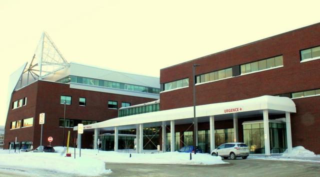 Hôpital de Baie-Saint-Paul: un scanner dans la mire