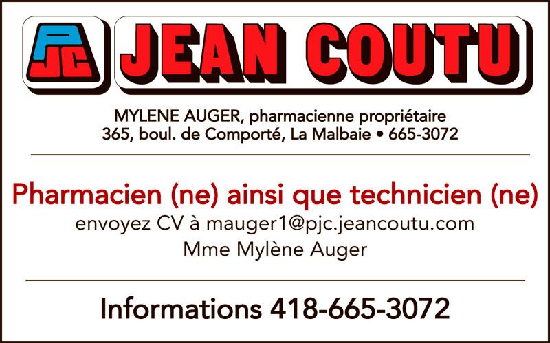 Pharmacie Jean Coutu