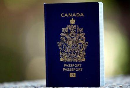 Retour de la clinique de passeport à La Malbaie