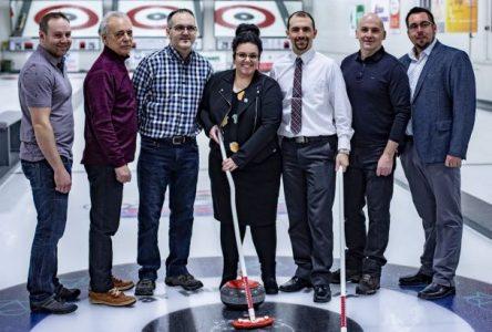 Le Club de curling Nairn reçoit 315 000 $