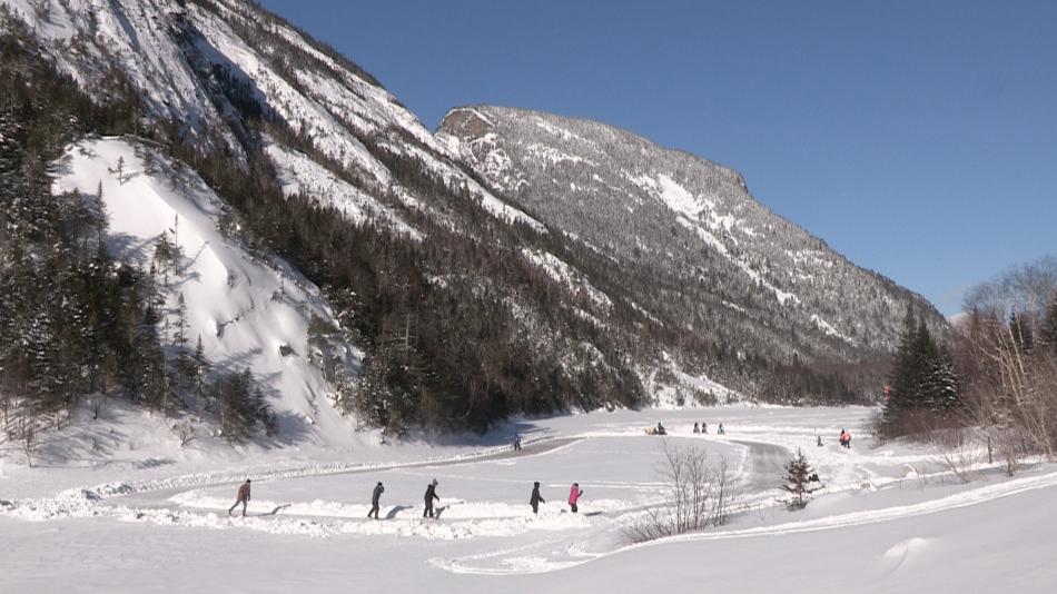 La Vallée des glaces a la cote (en vidéo)