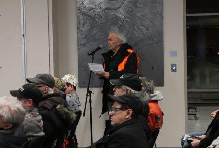 Les conseillers de Baie-Saint-Paul majoritairement contre le registre québécois des armes à feu