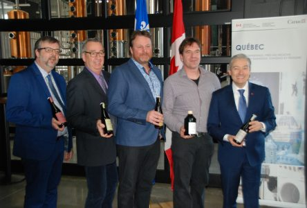 Ottawa confirme 275 000$ pour Menaud et 190 000 $ pour Fibrotek
