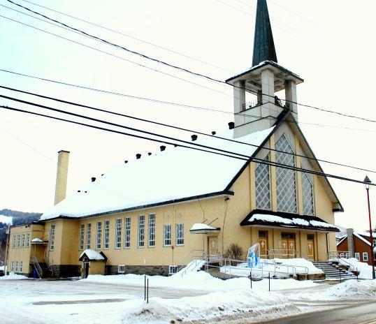 La municipalité de Saint-Urbain se convertit à la biomasse