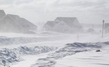 Avertissement de tempête hivernale pour Charlevoix
