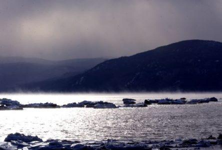 Encore des journées de froid extrême dans Charlevoix
