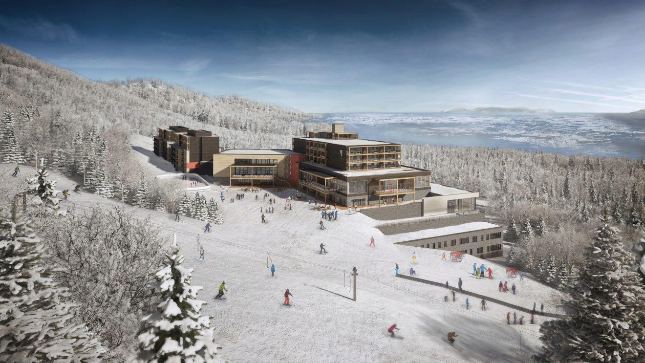 Future construction de l'hôtel du Club Med : une consultation publique est organisée