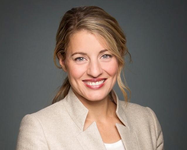 La ministre fédérale du Tourisme Mélanie Joly en visite samedi