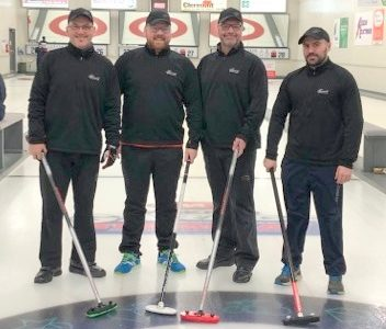 Curling : le Fairmont l'emporte sur Rénovation Optima.