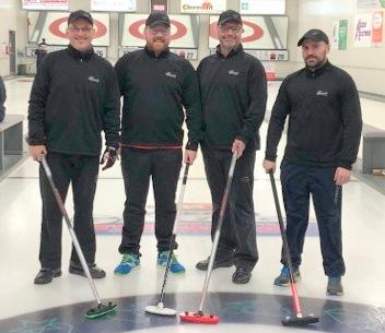 Curling : le Fairmont l'emporte sur Rénovation Optima.