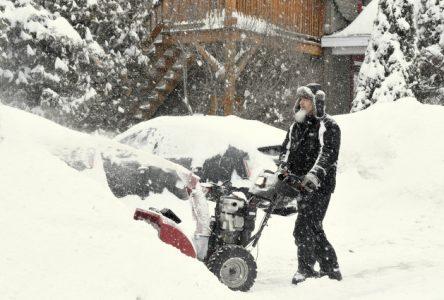 Charlevoix : la région la plus enneigée au Québec