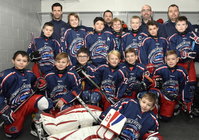 Hockey mineur Charlevoix: un weekend difficile pour les Rorquals