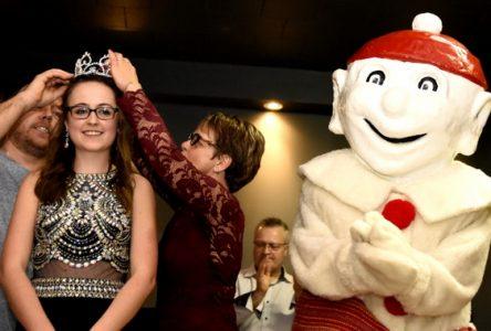 Le couronnement de Marilyn clôt les festivités du Carnaval de Saint-Hilarion