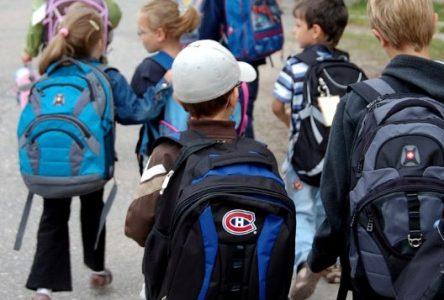 Commission scolaire de Charlevoix : une classe de maternelle 4 ans serait ajoutée