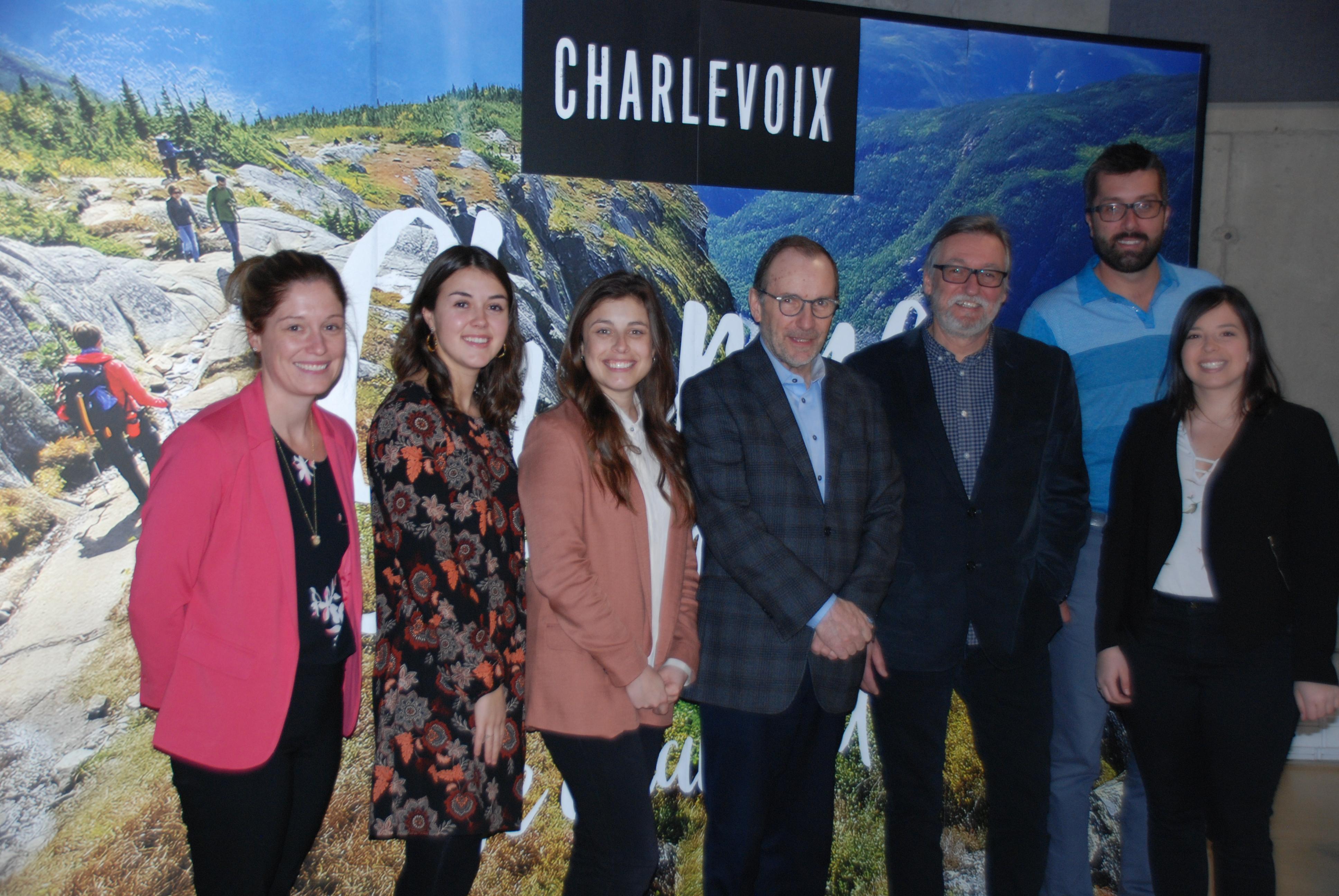 Charlevoix est prêt à charmer ses visiteurs en  2019