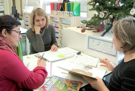 Commission scolaire : projet aménagement d'horaire « Faire les choses autrement… »
