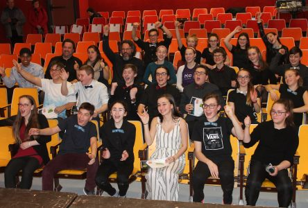 Secondaire en spectacle a Baie-Saint-Paul: Le Petit Ensemble et le duo Elliott Sirois/Kevin Côté à la finale régionale