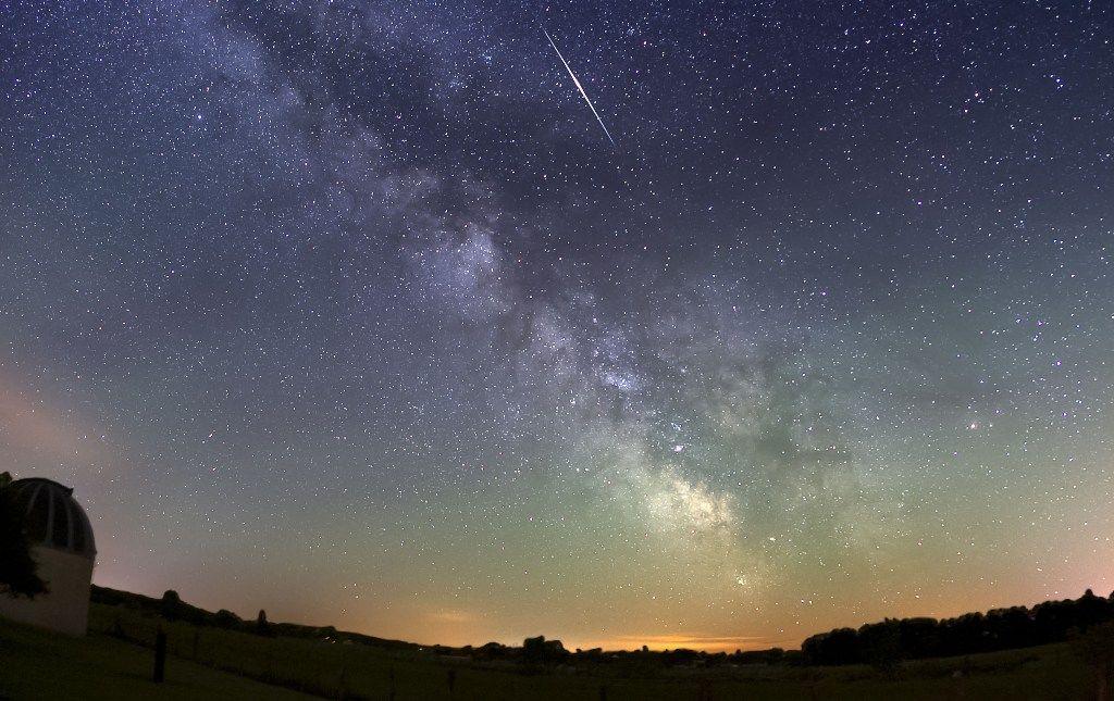 Conférence du club d'astronomie « De Galilée à Newton »