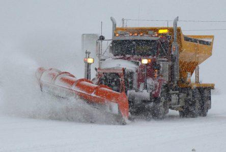 Météo : la neige s'invite à nouveau